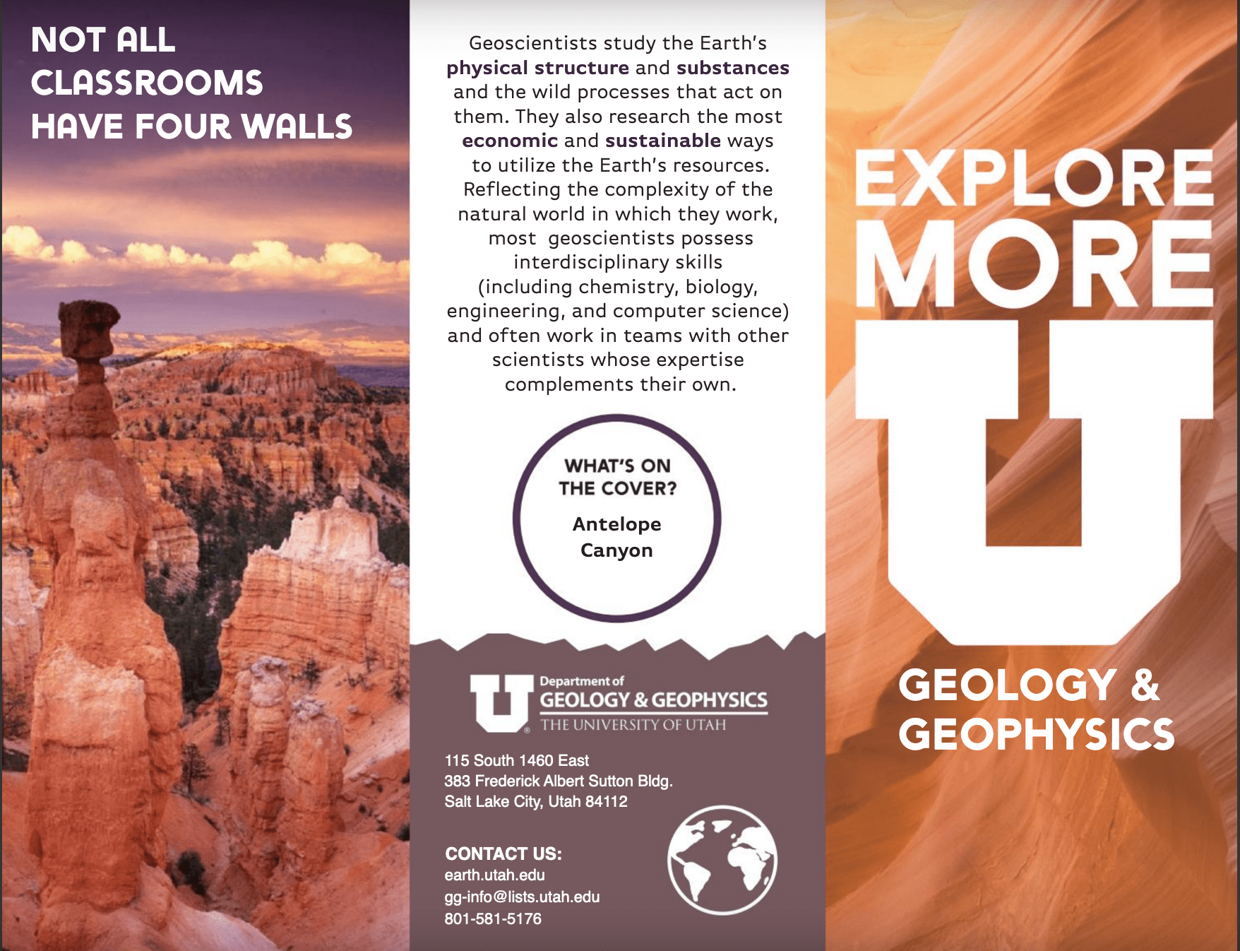 Geology & Geophysics